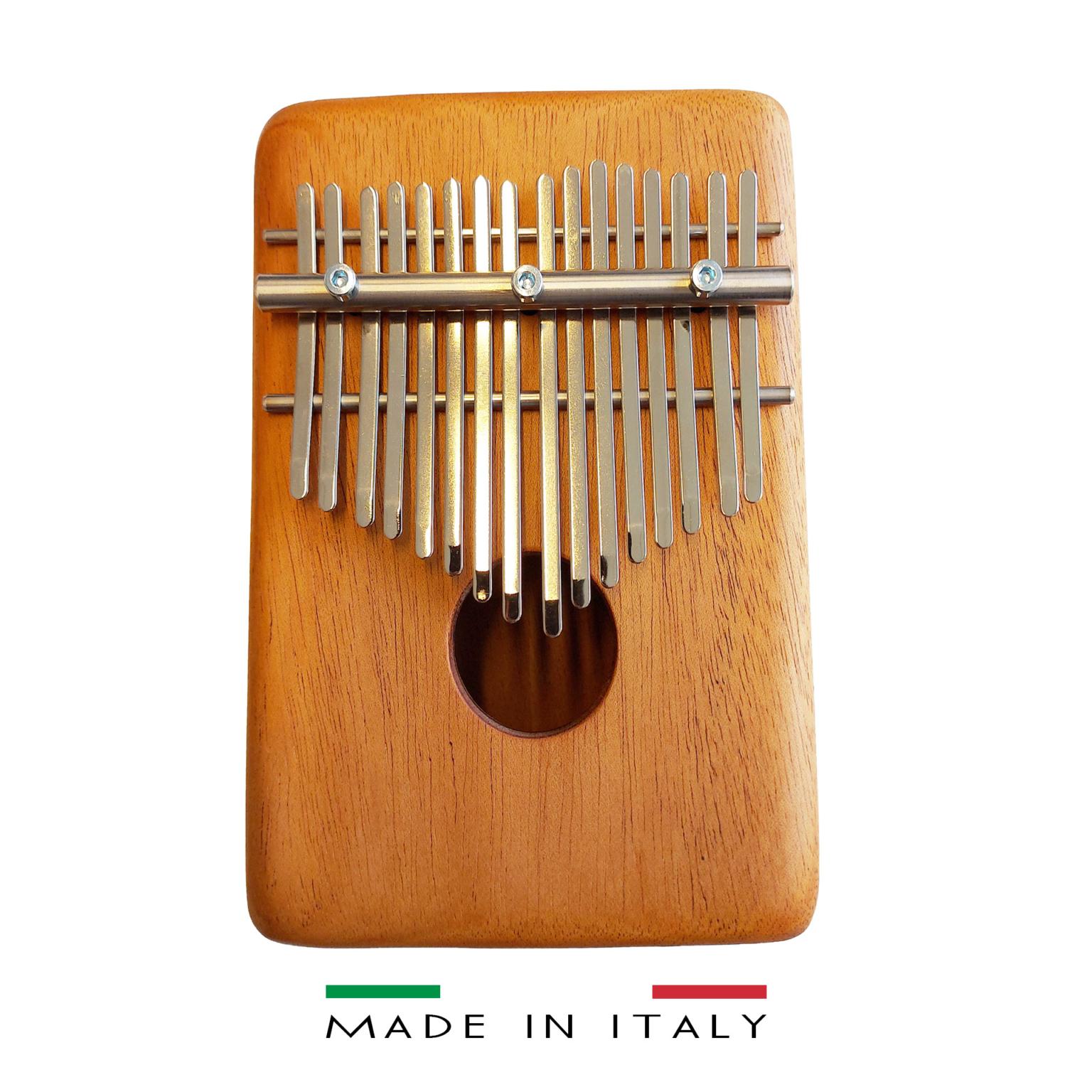 16 Tonen italiaanse kalimba